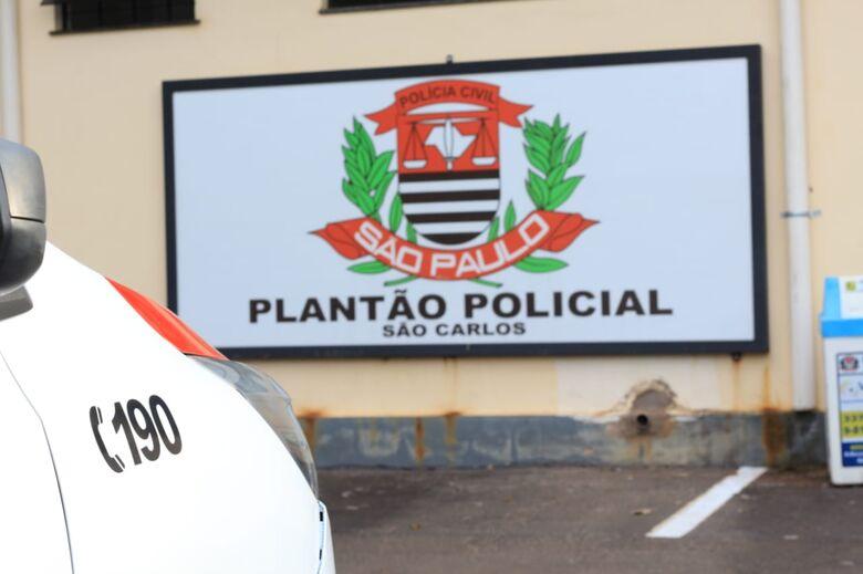 Dupla é detida após furtar bar em Ibaté - Crédito: Arquivo/SCA