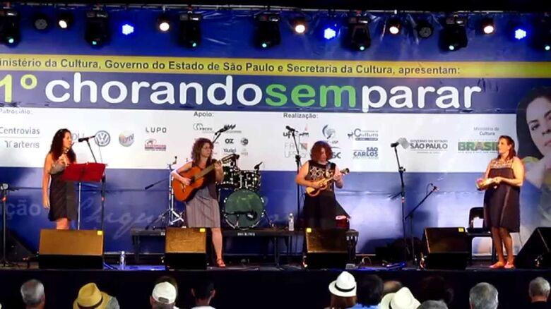 Festival Chorando Sem Parar começa na próxima segunda-feira - Crédito: Divulgação