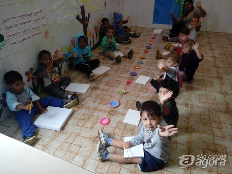 Creche Meimei está com matrículas abertas - Crédito: Divulgação