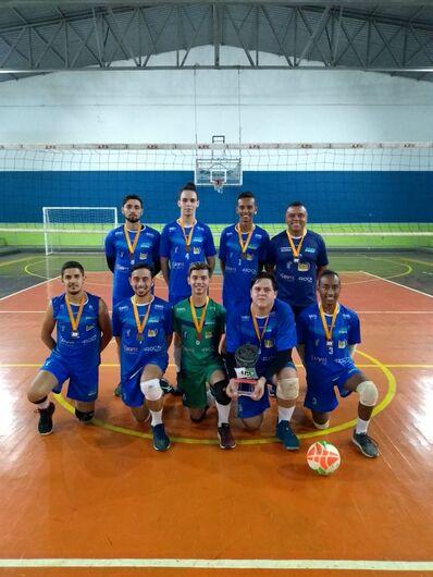 São Carlos vence Itobi e conquista bronze no Campeonato da APV - Crédito: Marcos Escrivani
