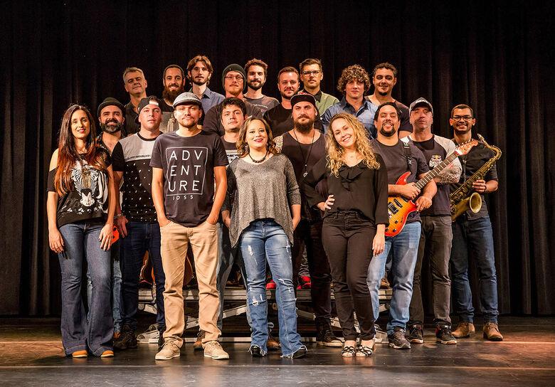 Músicos de São Carlos reúnem-se para homenagear artistas que já se foram - Crédito: Divulgação