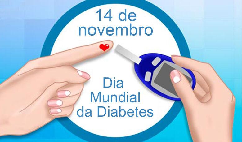 Liga Acadêmica realiza campanha pela conscientização do diabetes -