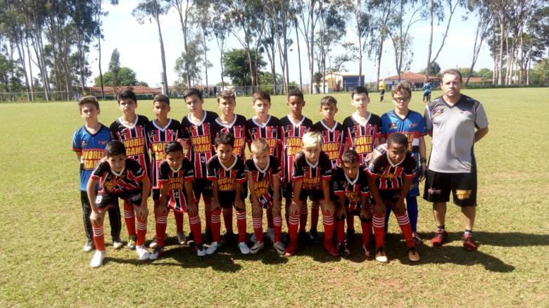 Multi Esporte conquista bons resultados na Copa Lefemara - Crédito: Divulgação