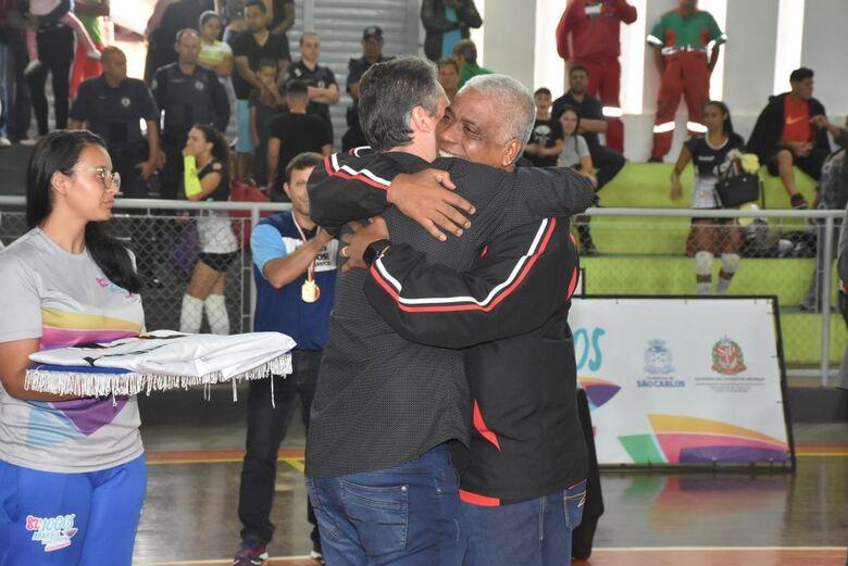 São Carlos passa a bandeira dos Abertos para Marília - Crédito: Divulgação