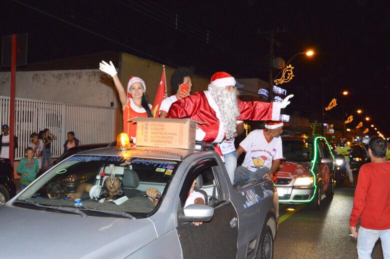 """Programação oficial do """"Natal de Luzes e Sons 2018"""" tem início neste final de semana - Crédito: Divulgação"""
