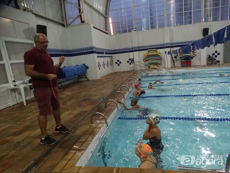 Testes encerram e LCN/Aquário Fitness foca resultados em Araraquara - Crédito: Marcos Escrivani