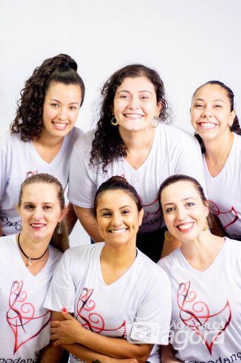 Bailarinas são-carlenses são vice-campeãs em Circuito Mundial de dança - Crédito: Patrícia Olegário