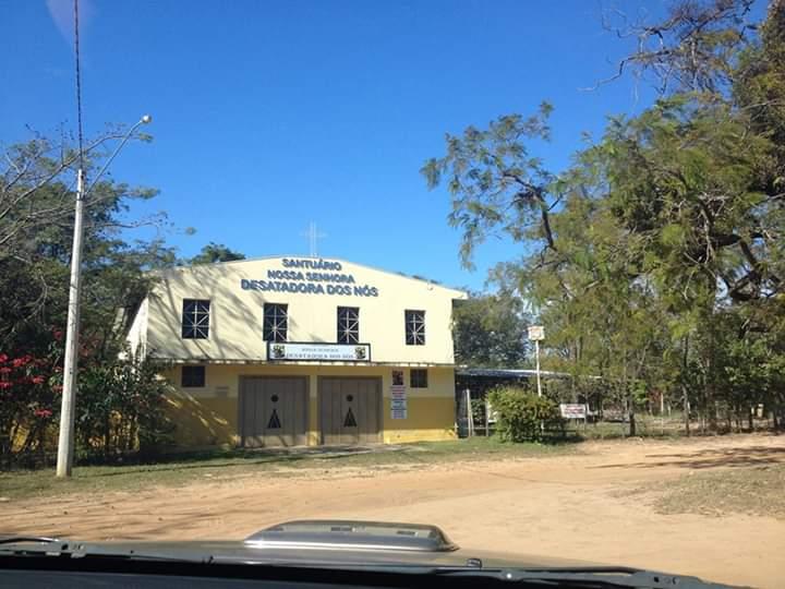 Almoço busca recursos em prol da construção da paróquia de São João Paulo II - Crédito: Divulgação
