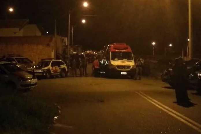 Homem assassina ex-mulher e se mata com bebê no colo em cidade da região - Crédito: Rápido no Ar