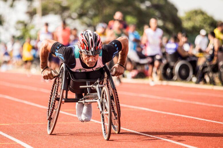 Atletismo ACD tem campeão mundial nos Jogos Abertos de São Carlos - Crédito: Divulgação