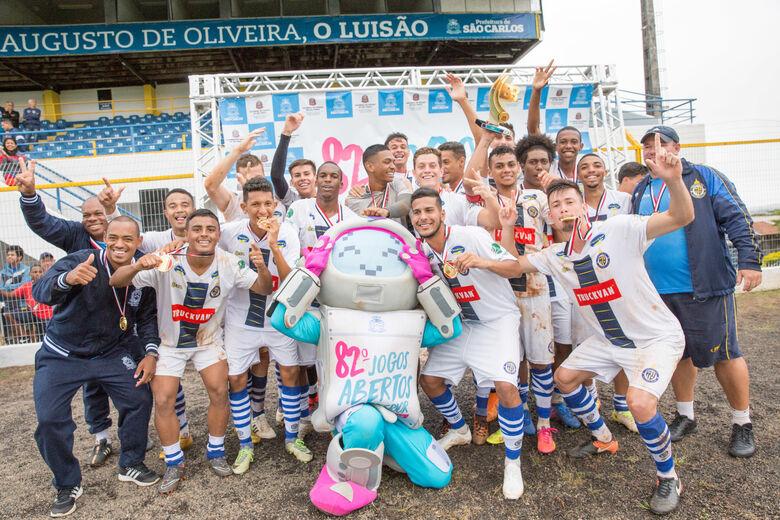 São Carlos fica no 'top 10' dos Abertos - Crédito: Divulgação