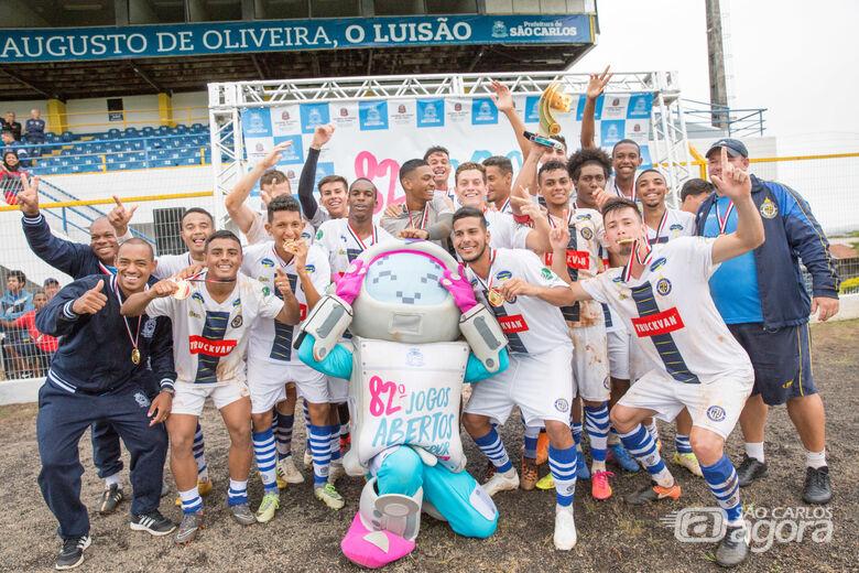 ea6dd56ce São Carlos fica no  top 10  dos Abertos - Crédito  Divulgação
