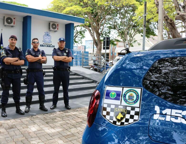 Prefeitura inaugura Base da Guarda Municipal ao lado do velório municipal - Crédito: Divulgação