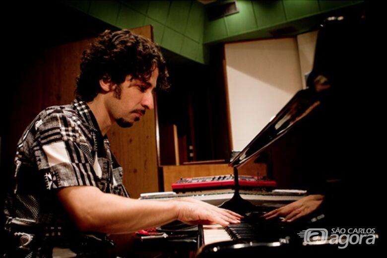 Pianista André Marques participa da Série Guri Convida em São Carlos - Crédito: Divulgação