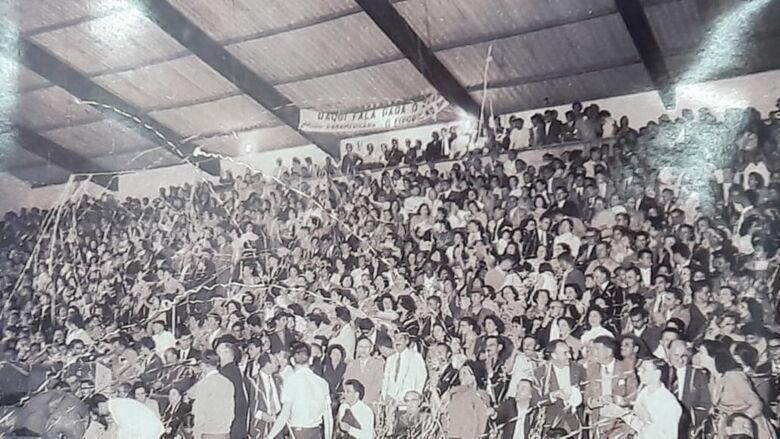 Ginasião, o eterno palco de jogos memoráveis em São Carlos - Crédito: Divulgação