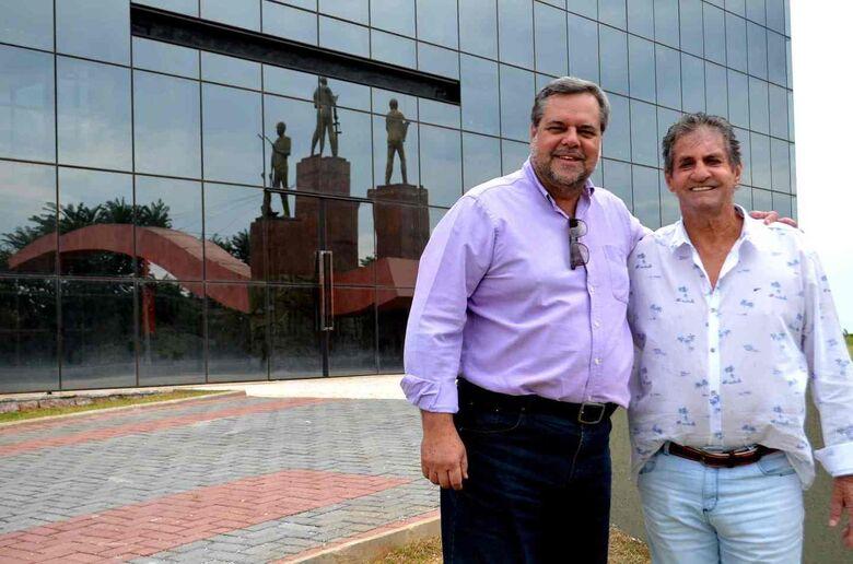 Zé Parella conquista mais R$ 1,5 milhão de emenda parlamentar do deputado Lobbe Neto - Crédito: Divulgação