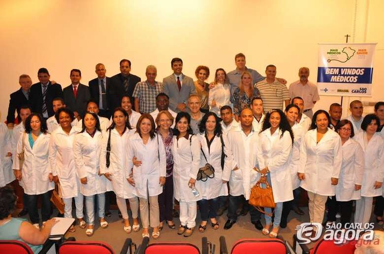 Vinte e nove médicos cubanos devem deixar de atender a população em São Carlos - Crédito: Arquivo/SCA