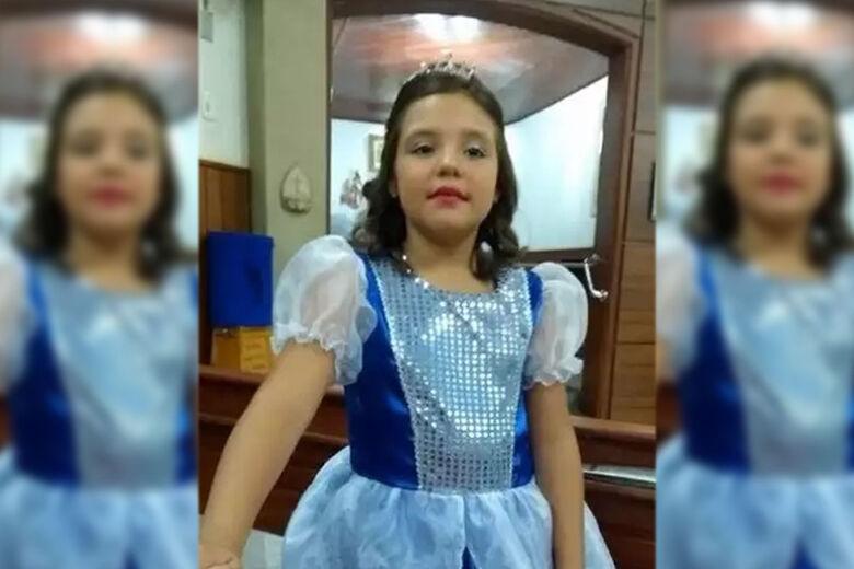 Após ser picada por escorpião no quintal de casa, menina morre em cidade da região - Crédito: Redes Sociais
