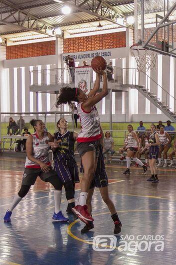 Itu conquista o ouro no basquete feminino após bater Santo André na final - Crédito: Divulgação