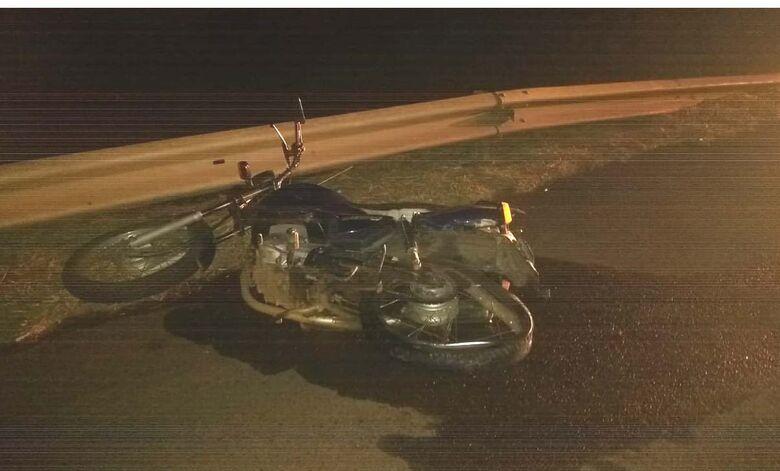 Motociclista morre em acidente na Washington Luis - Crédito: Redes Sociais