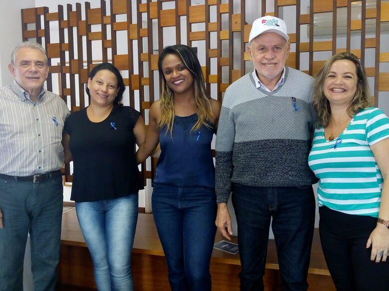 Campanha para conscientização sobre cuidado com a saúde do homem ocorre em São Carlos - Crédito: Divulgação