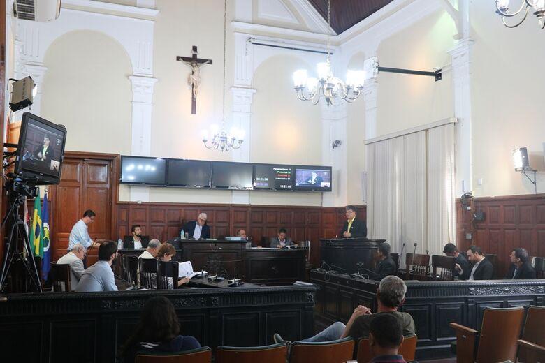 Câmara conclui votação do Orçamento para 2019 nesta quinta-feira - Crédito: Divulgação
