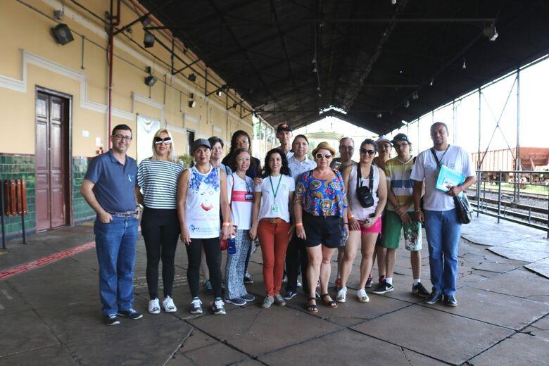 População conhece atrativos turísticos em comemoração ao aniversário de São Carlos - Crédito: Divulgação