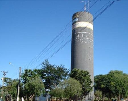 SAAE realiza manutenção em adutora e pode faltar água em vários bairros no domingo - Crédito: Arquivo SCA