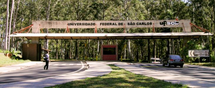 UFSCar ofertará 2.893 vagas por meio do SiSU, para ingresso em 2019 - Crédito: Divulgação