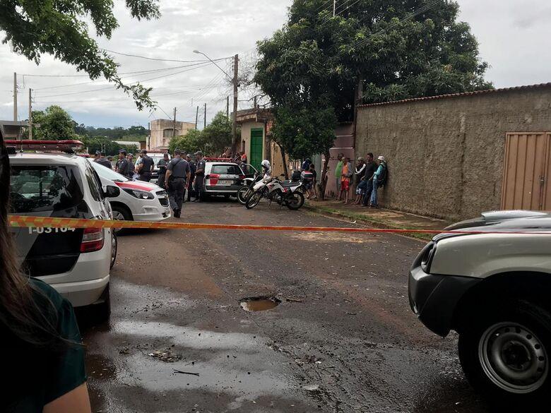 Após roubar carro, jovem morre ao trocar tiros com a PM na região - Crédito: Redes Sociais