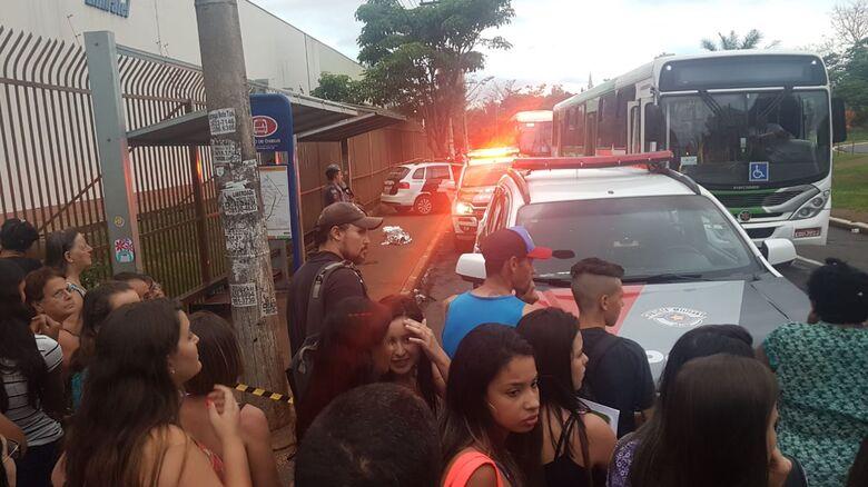 Durante assalto, estudante não entrega celular e é morto a tiros por criminoso - Crédito: X-Tudo Ribeirão