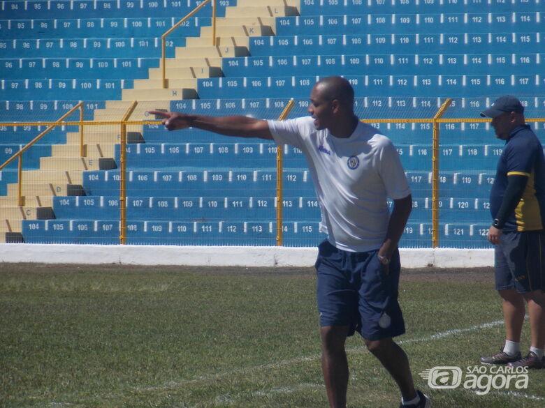 Técnico do São Carlos projeta grupo difícil na luta por classificação - Crédito: Divulgação