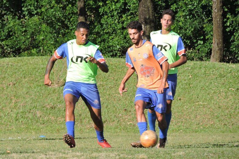 Em Cravinhos, Grêmio enfrenta a equipe sub20 do Comercial - Crédito: Gustavo Curvelo/Divulgação