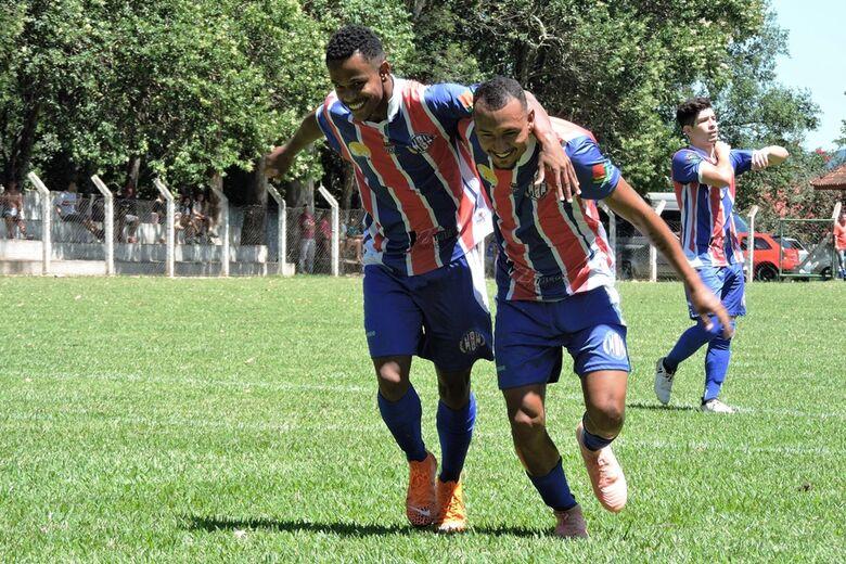 No Paraná, Grêmio Sãocarlense vence Seleção de São José da Boa Vista e região - Crédito: Gustavo Curvelo/Divulgação