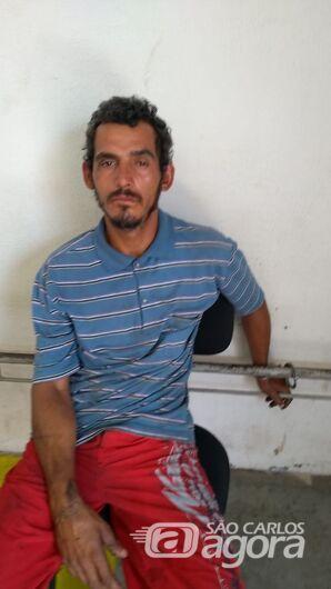 Procurado por furto é detido na Vila Prado - Crédito: Maycon Maximino