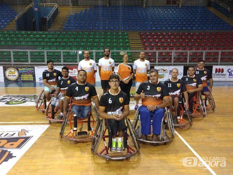 Ibateense é convocado para seleção brasileira de handebol adaptado - Crédito: Divulgação
