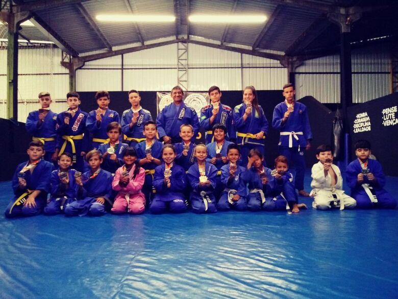 Equipe são-carlense brilha no Pan-americano de Jiu-Jitsu - Crédito: Marcos Escrivani