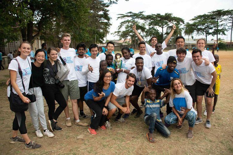 Estudante da UFSCar integra projeto internacional de formação de líderes - Crédito: Divulgação