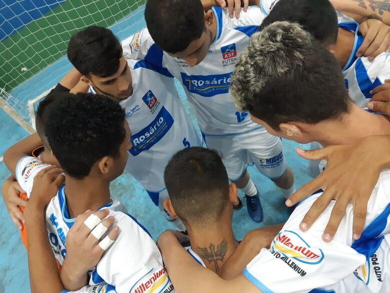 Asf São Carlos termina em 4º no sub19 na Liga Ferreirense - Crédito: Marcos Escrivani