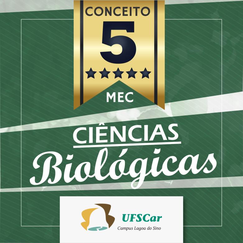 Curso de Ciências Biológicas da UFSCar recebe nota máxima do MEC - Crédito: Tiago Santi - SeCS-LS/UFSCar