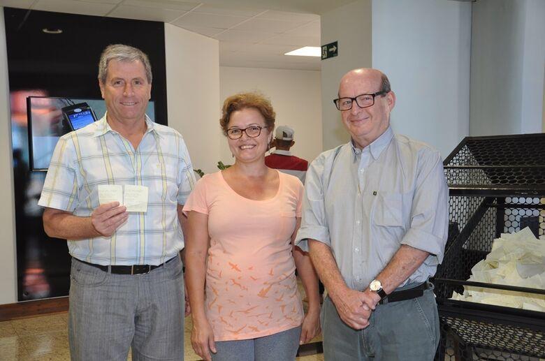 Acisc realiza terceiro sorteio de vales-compras da promoção de Natal - Crédito: Divulgação