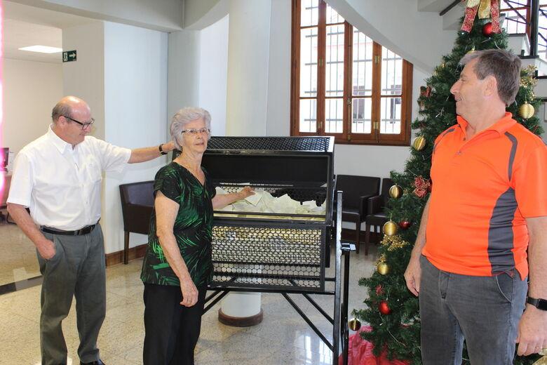Acisc realiza quarto sorteio de vales-compras da promoção de Natal - Crédito: Divulgação