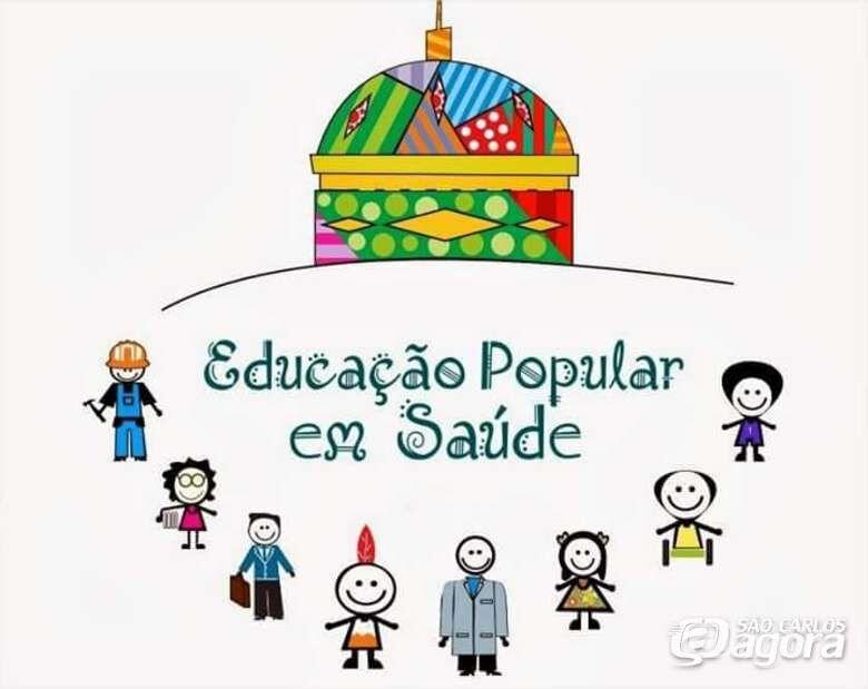 Mostra de Educação Popular em Saúde acontece nesta sexta-feira em São Carlos -