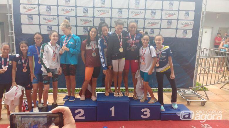 ebec3df9d LCN Aquário Fitness conquista 3 medalhas do Paulista e Mitcho Bianchi  acredita em evolução - Crédito  Divulgação