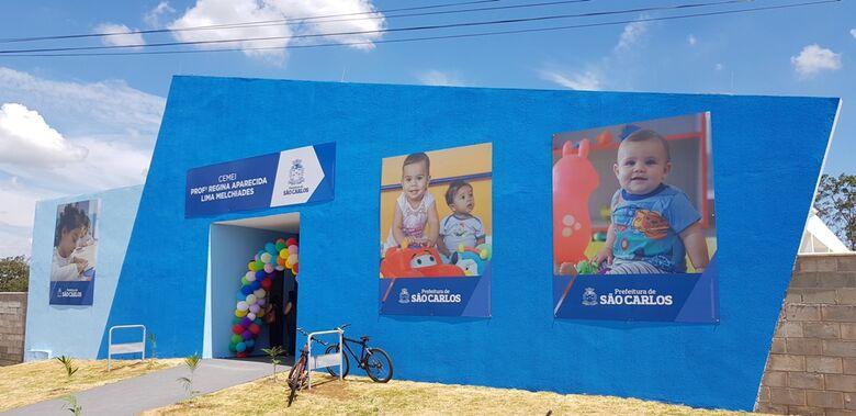 Cemei no Novo Mundo irá atender 170 crianças - Crédito: Divulgação