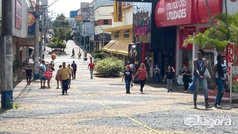 Vendas do varejo na região de São Carlos têm alta de 5,1% em setembro - Crédito: Divulgação