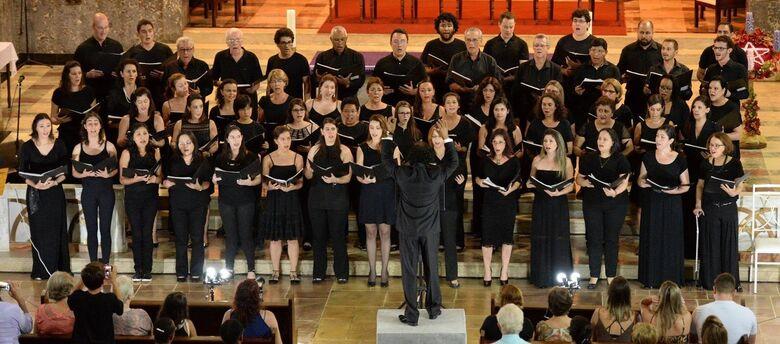 Coral da USP São Carlos realiza concerto de Natal no domingo - Crédito: Divulgação