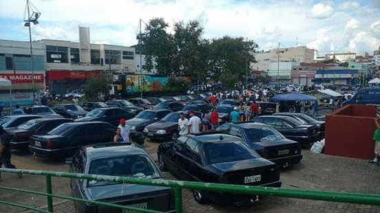 Apaixonados por Ômegas promovem encontro solidário no Parque Bicão - Crédito: Divulgação