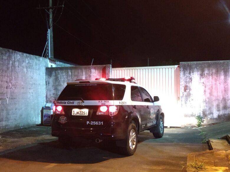 Empresário que matou tatuador já está no Centro de Triagem de São Carlos - Crédito: Luciano Lopes