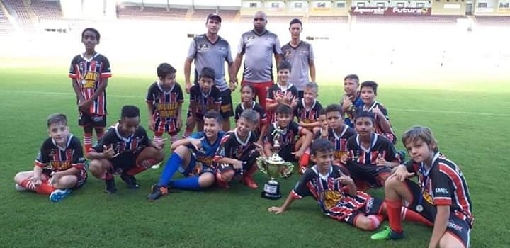 Multi Esporte fatura dois títulos na Copa Lefemara - Crédito: Divulgação